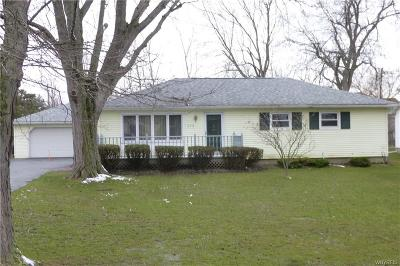 West Seneca Single Family Home A-Active: 575 East And West Road