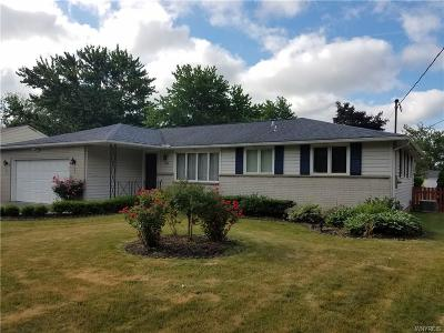 Niagara County Single Family Home A-Active: 702 Willow Street