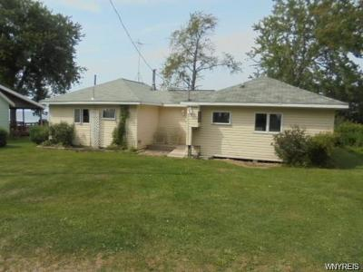 Niagara County Single Family Home A-Active: 3135-3137 West Lake Road