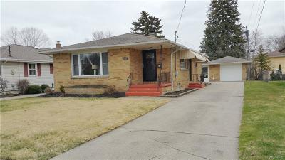 Niagara County Single Family Home A-Active: 361 Walck Road