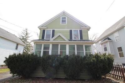 Batavia-City NY Single Family Home A-Active: $54,900