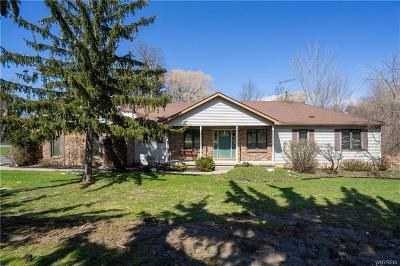 Orchard Park Single Family Home A-Active: 4765 Duerr Road