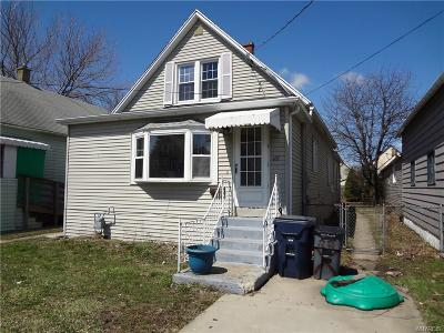 Lackawanna Single Family Home A-Active: 22 Rich Place