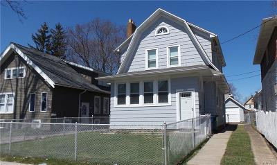 Niagara County Single Family Home A-Active: 1854 South Avenue