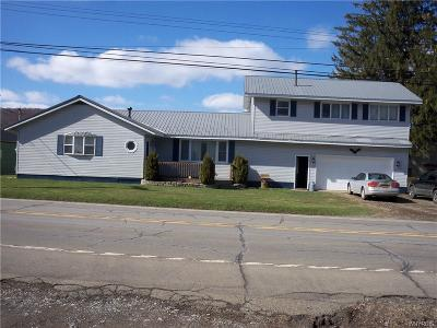 Single Family Home A-Active: 3066 Nys Route 98 South