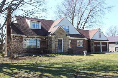 Eden Single Family Home A-Active: 8176 East Eden Road