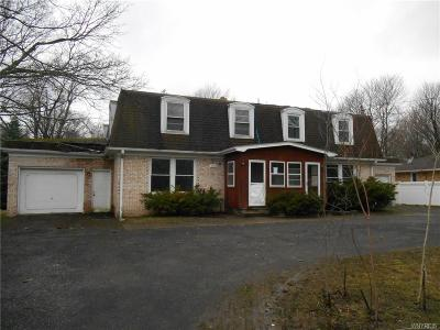 Multi Family 2-4 A-Active: 366 Town Line Road