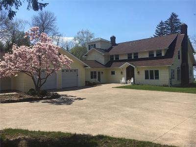 Brant Single Family Home A-Active: 10650 Lake Shore Road