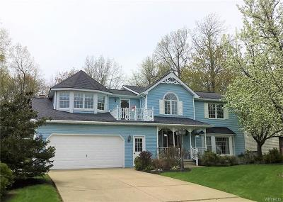 Grand Island Single Family Home A-Active: 200 Fairview Court