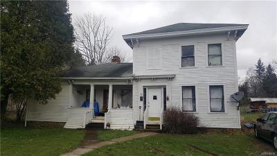 Cuba Single Family Home A-Active: 69 East Main Street