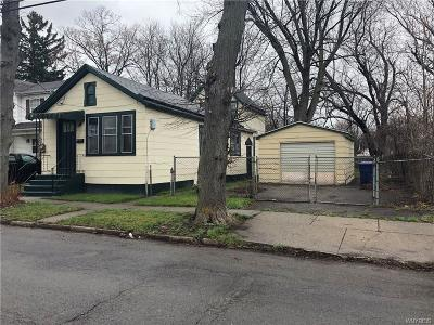 Buffalo Single Family Home A-Active: 455 Monroe Street