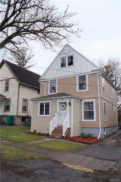 Batavia-City NY Single Family Home A-Active: $114,900