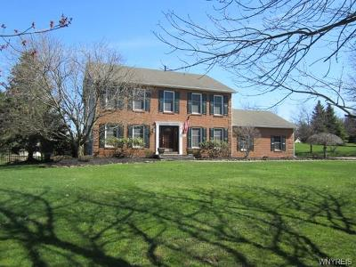 Batavia-Town NY Single Family Home A-Active: $329,000