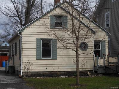 Batavia-City NY Single Family Home A-Active: $79,000