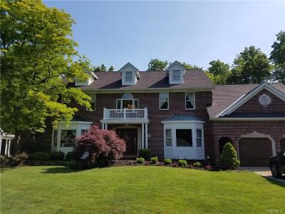 Orchard Park Single Family Home A-Active: 72 Middlebury Road
