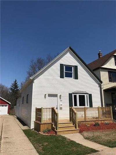 Lancaster Single Family Home A-Active: 340 Olmstead Avenue