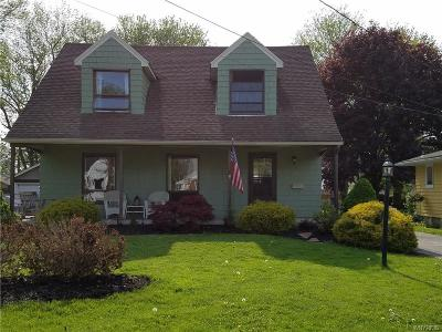 West Seneca Single Family Home A-Active: 70 Iris Avenue