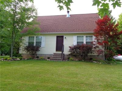 Orleans County Single Family Home A-Active: 13515 Allis Road