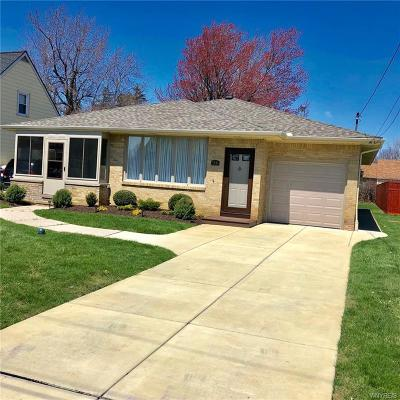 Lackawanna Single Family Home A-Active: 34 Wiesner Road