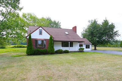 Lewiston Single Family Home A-Active: 1980 Ridge Road