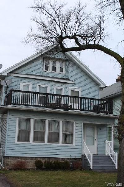 Buffalo Multi Family 2-4 A-Active: 647 Linden Avenue