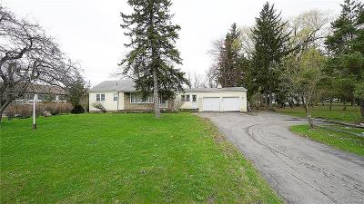 Orchard Park Single Family Home U-Under Contract: 2324 Southwestern Boulevard