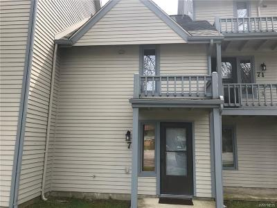 Ellicottville Condo/Townhouse A-Active: 72 Wildflower
