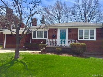Niagara Falls Single Family Home A-Active: 2535 Parkview Drive