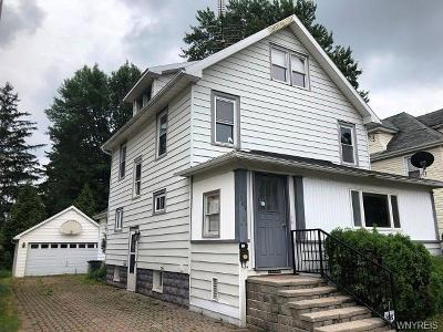 Batavia NY Single Family Home A-Active: $97,686