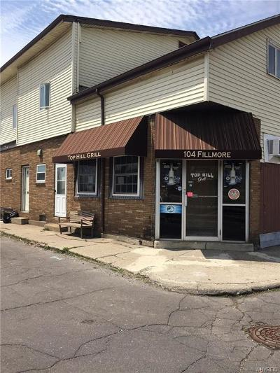 Buffalo Multi Family 2-4 A-Active: 100 Fillmore Avenue