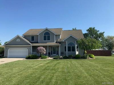 Wheatfield Single Family Home A-Active: 2551 Joann Court