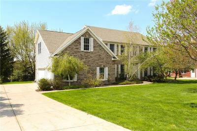 Orchard Park Single Family Home A-Active: 12 Lakeridge Drive