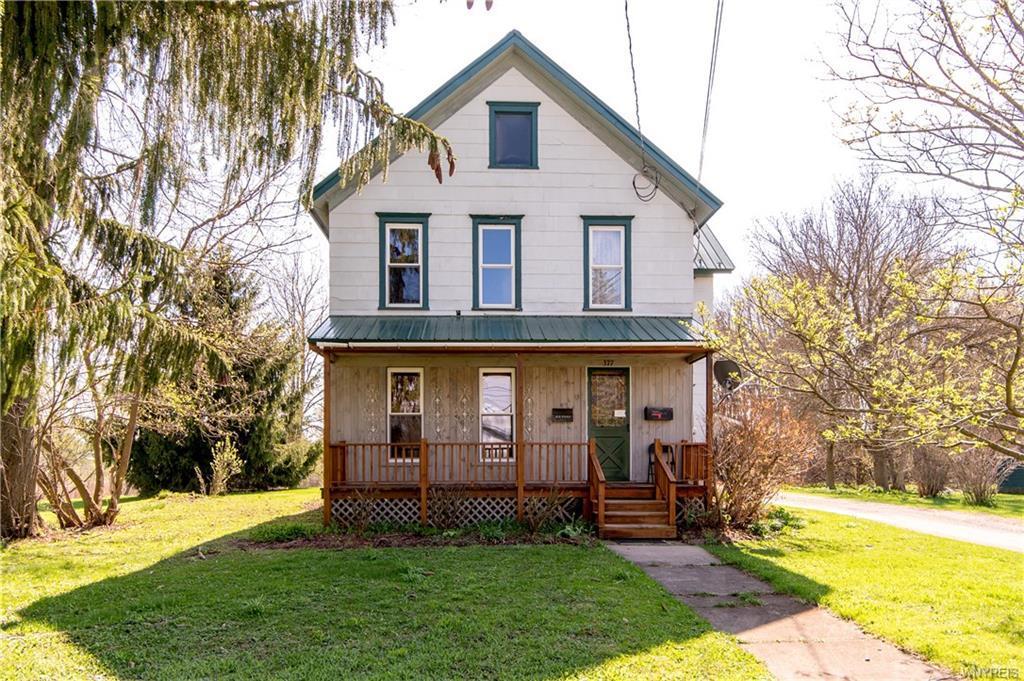 377 North Buffalo Street Springville Ny Mls B1116194 Homes