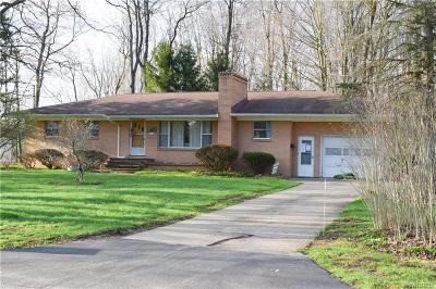 Orchard Park Single Family Home A-Active: 122 Highland Avenue