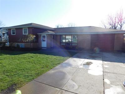 West Seneca Single Family Home A-Active: 84 Sunbriar Drive