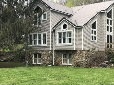 Ellicottville Single Family Home A-Active: 6348 Hencoop Hollow Road