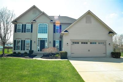 Wheatfield Single Family Home A-Active: 3730 Trails End
