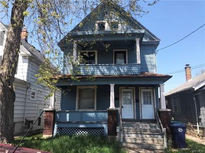 Niagara Falls NY Multi Family 2-4 P-Pending Sale: $30,000