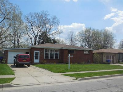 West Seneca Single Family Home A-Active: 155 Charlescrest Court