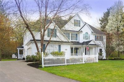 Orchard Park Single Family Home A-Active: 80 Brompton Court