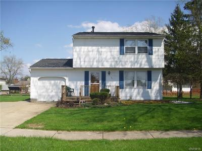 West Seneca Single Family Home A-Active: 185 Garry Drive