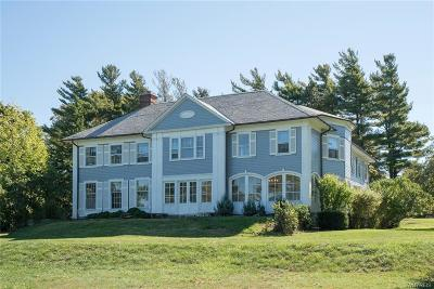 Single Family Home A-Active: 6152 Old Lake Shore Road