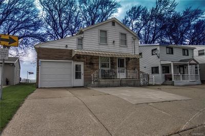 Buffalo, Evans, Hamburg Single Family Home A-Active: 61 North Shore Drive