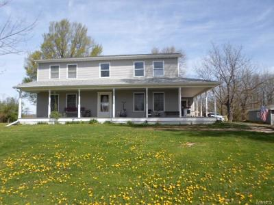 Single Family Home A-Active: 1783 Youngstown Wilson Road