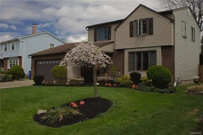 West Seneca Single Family Home A-Active: 79 Royal Coach Road