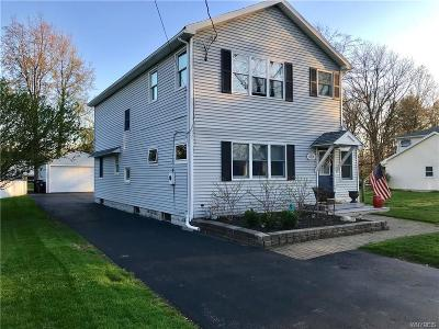 Orchard Park Single Family Home A-Active: 6731 Webster Road