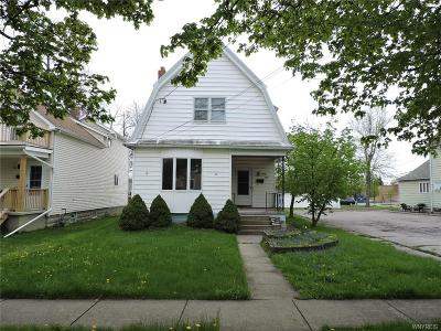 Lancaster NY Single Family Home A-Active: $110,000