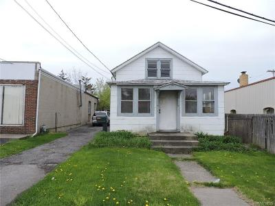 Lancaster NY Single Family Home A-Active: $45,000