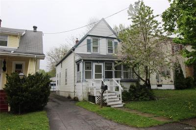 Amherst NY Single Family Home P-Pending Sale: $79,888