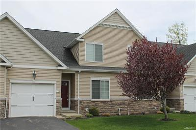 Erie County Condo/Townhouse A-Active: 140 Slate Bottom Drive
